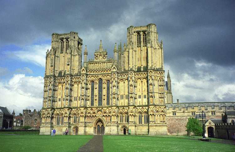 The Wells Cathedral