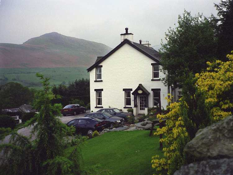 We spent a couple of night at the Stoneycroft B&B near Keswick